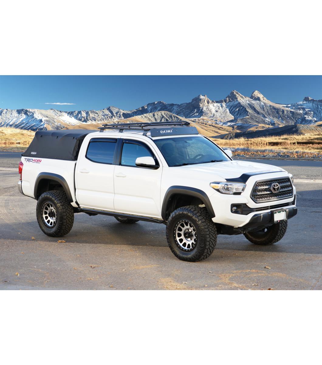 Toyota Tacoma 183 Stealth Rack 183 Lightbar Setup 183 No Sunroof