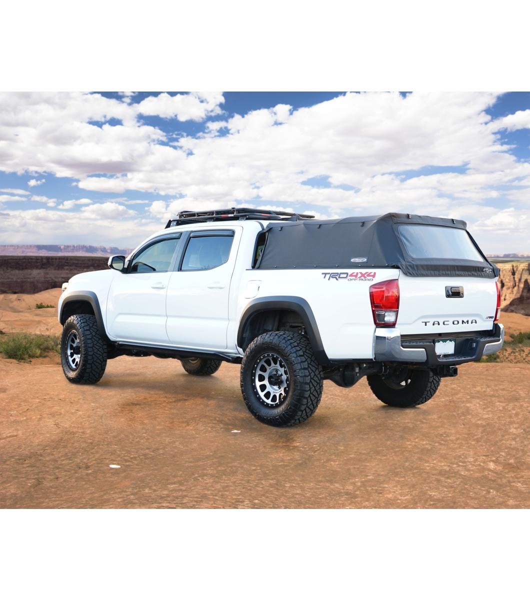 Gobi Toyota Tacoma Stealth Rack Lightbar Setup
