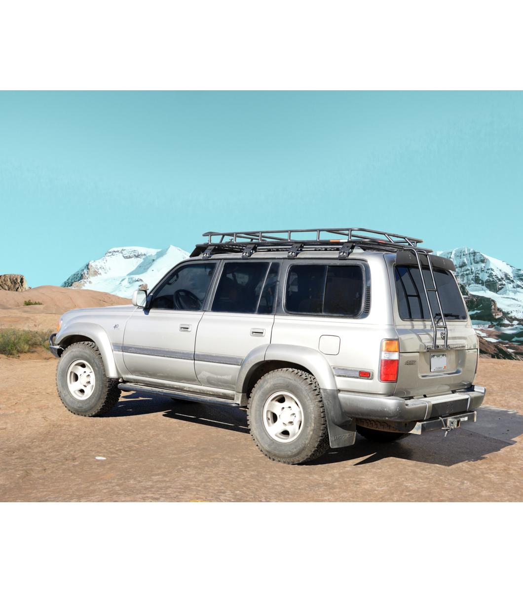 Toyota Land Cruiser 80 183 Stealth Rack 183 4 Independent Led