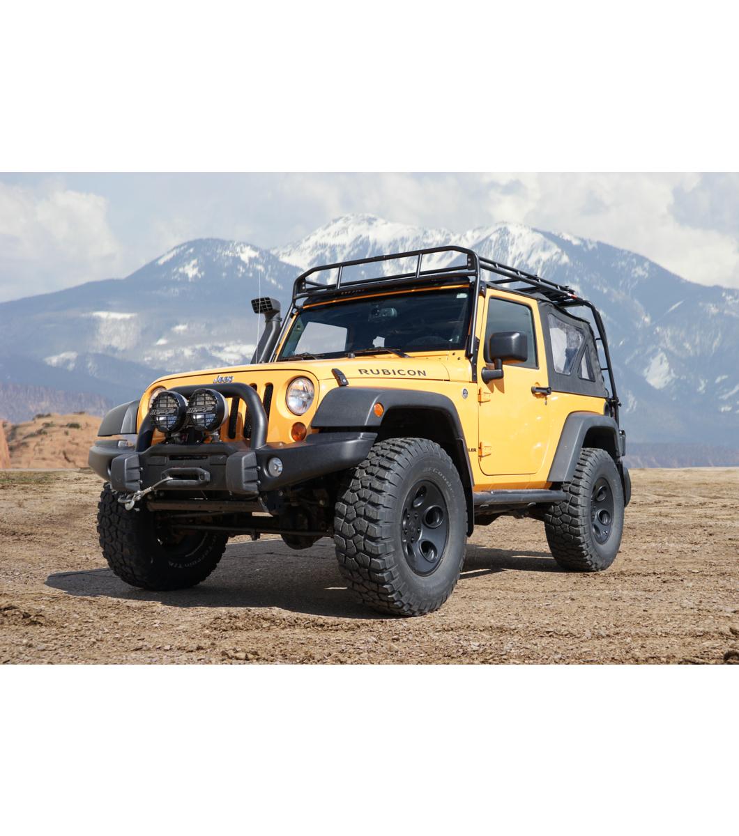 Jeep Wrangler Jk Gobi Racks
