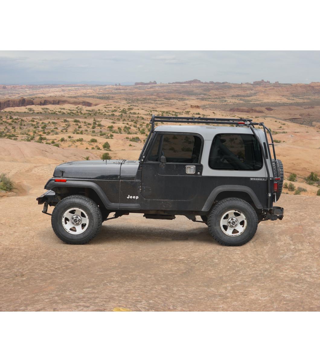 Gobi Roof Racks Jeep Tj Stealth Off Road
