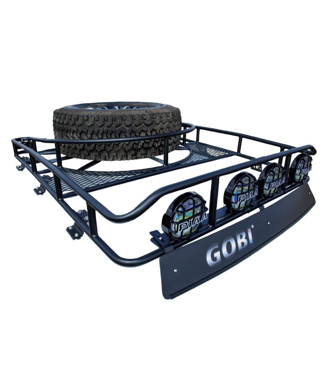Ford F150 Raptor 183 Ranger With Tire Rack 183 Multi Light Setup