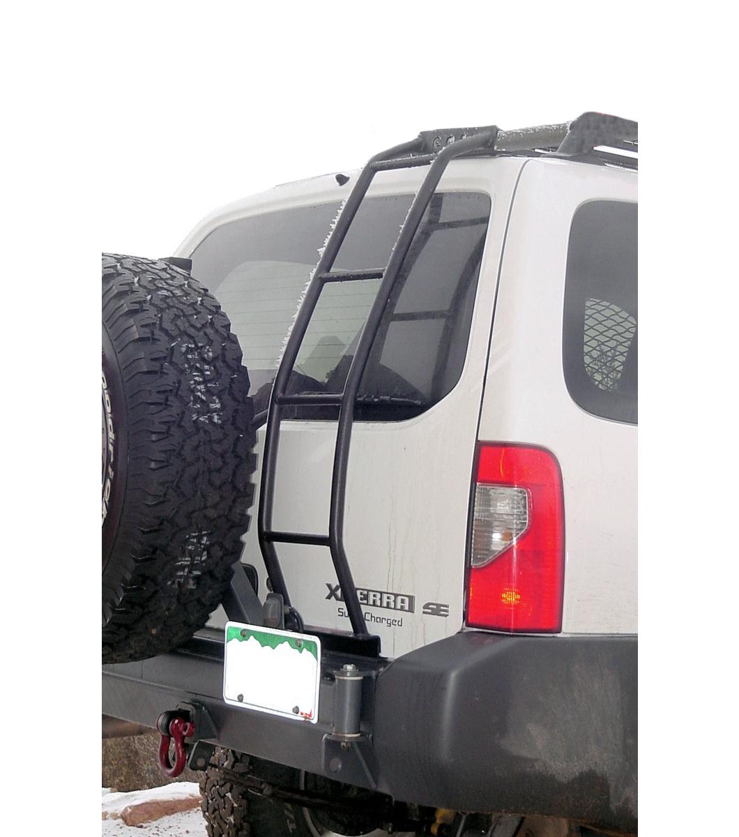 Gobi Nissan Xterra 00 04 Rear Ladder Passenger Side