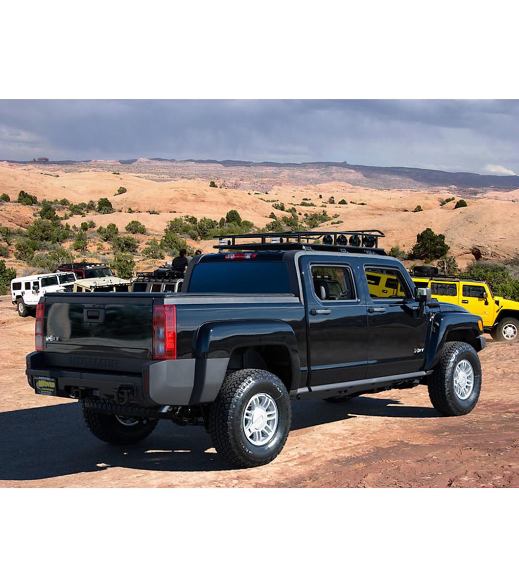 Hummer H3tranger Rack 183 Multi Light Setup 183 With Sunroof