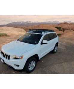 gobi usa jeep grand cherokee wk2 stealth roof rack
