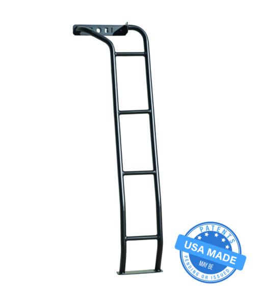 gobi roof racks mercedes g-wagon ladder free accessory