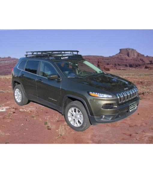 GOBI Jeep Cherokee KL Ranger Rack No Sunroof