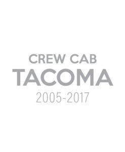 TACOMA CREW CAB 2005-2017