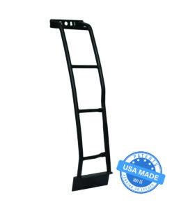 GOBI Toyota FJ Cruiser Rear Ladder - With Spare Tire - Driver Side