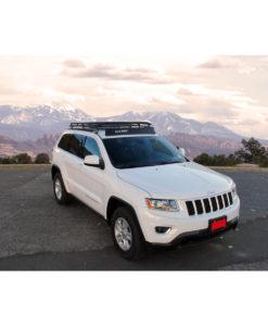 gobi jeep grand cherokee wk2 stealth roof rack no sunroof