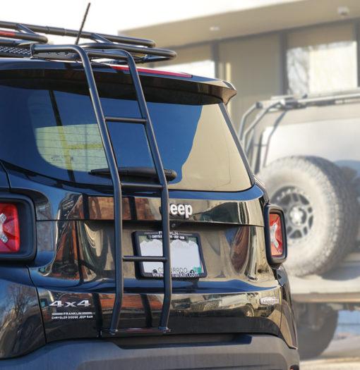 Jeep Renegade Rack Ladder