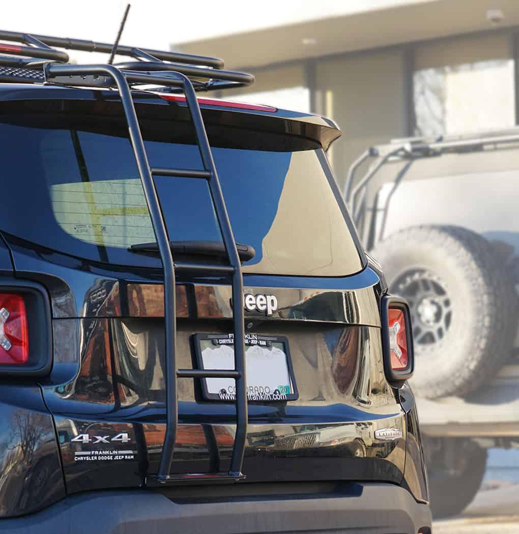 Gobi Jeep Renegade Rear Ladder Driver Side