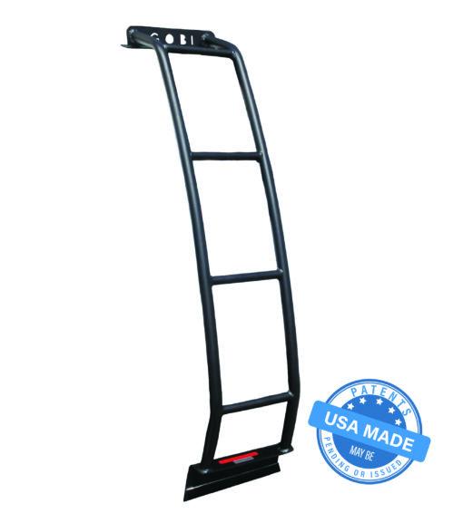 GOBI Toyota FJ Cruiser Rear Ladder - No Spare Tire - Driver Side