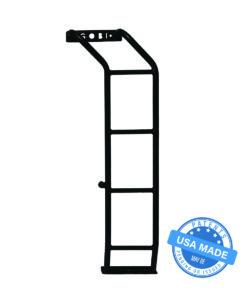 gobi racks hummer h1 passenger ladder