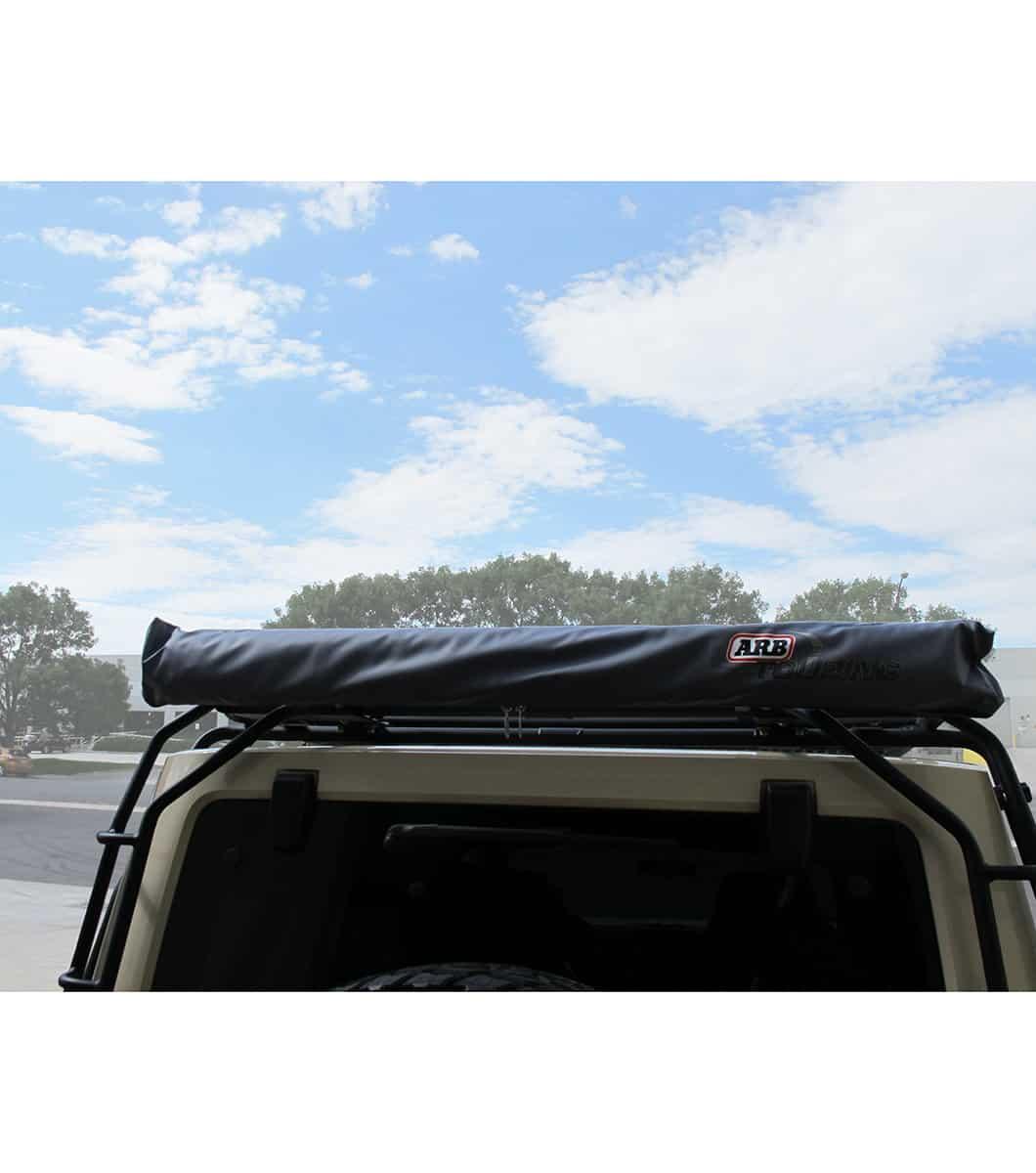 ARB Rear Awning Brackets - Jeep Wrangler | GOBI Racks