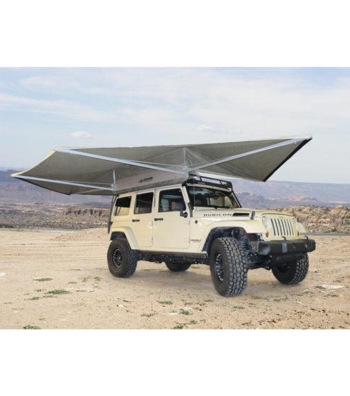 jeep bundutec awning support mounting brackets