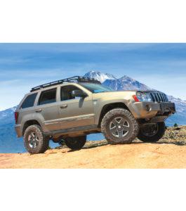 Gobi Jeep Grand Cherokee Wk Stealth Rack Multi Light Setup