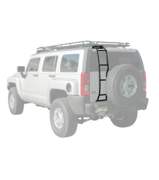 H3 Hummer Rear Ladders