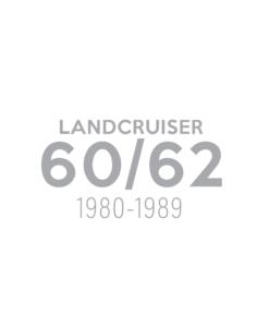 LAND CRUISER 60/62 (1980-1989)
