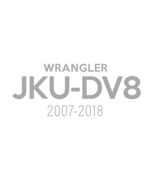 WRANGLER JK-DV8 4DOOR (2007-2019)