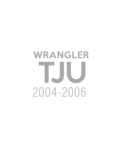 WRANGLER TJ UNLIMITED (2004-2006)