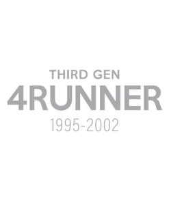 4RUNNER (1995-2002 | 3rd GEN)