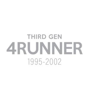 4RUNNER 3rd Generation (1995-2002)