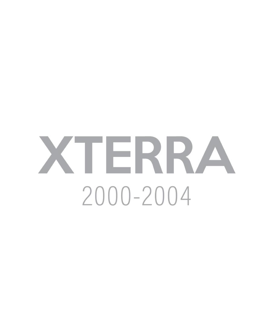 Nissan xterra 2000-2004