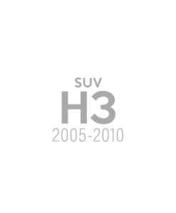 H3 SUV (2005-2010)