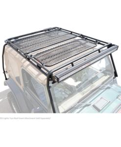 Jeep TJ Roof Rack Light Bar LED