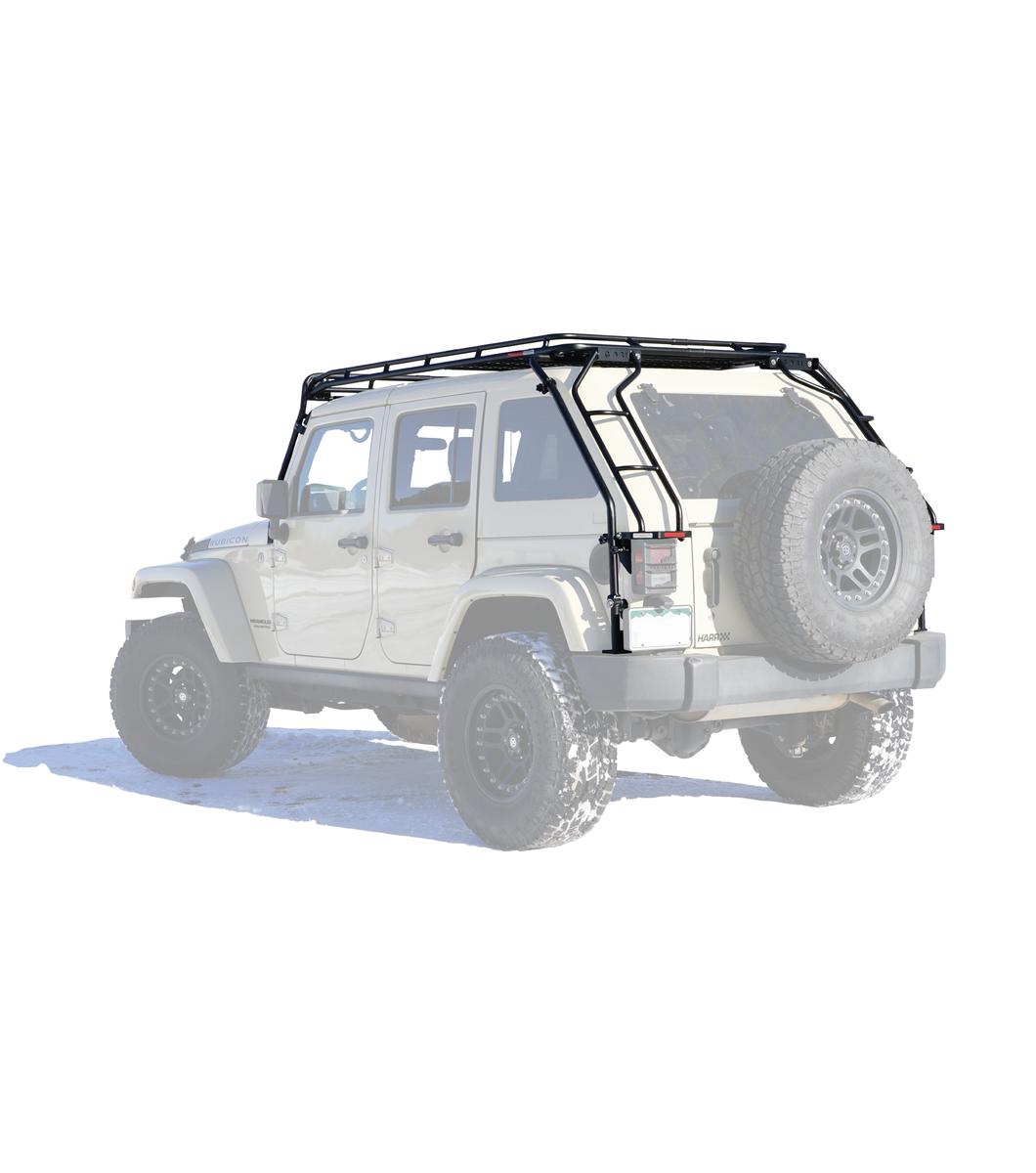 Gobi Jeep Jku Dv8 4door Stealth Rack Multi Light Amp 50 Quot Led