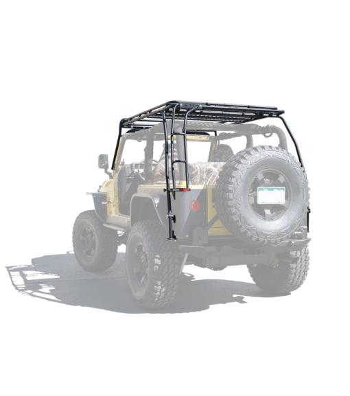 Jeep TJ Roof Rack Thule Prinsu ARB Yakima