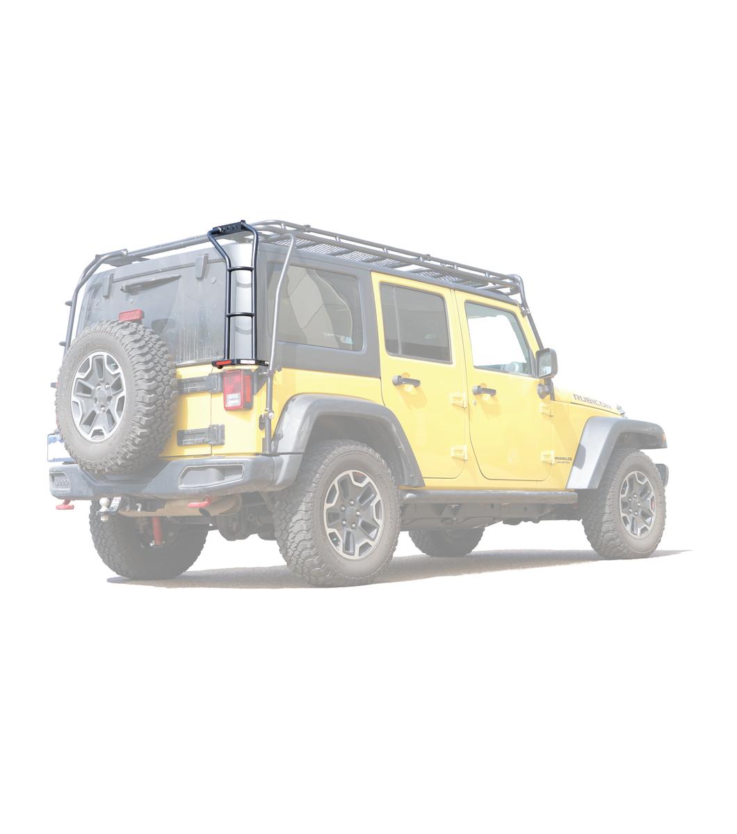 Gobi Jeep Wrangler Jk Rear Ladder Passenger Ladder