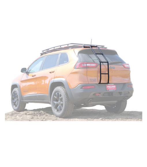 GOBI Jeep Cherokee KL Rear Ladder Driver Side