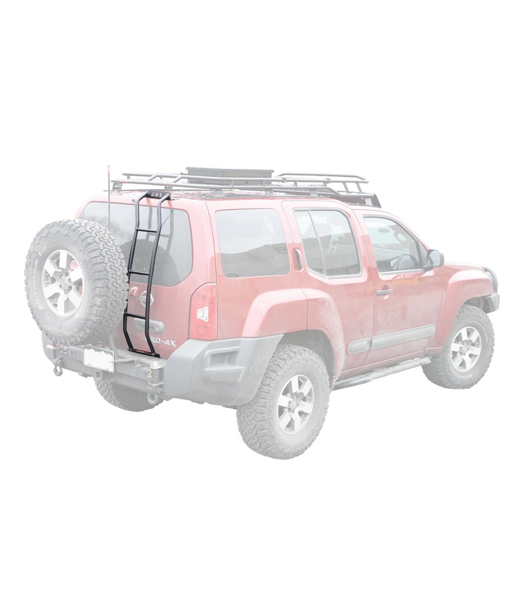 GOBI Nissan Xterra Shrockworks Rear Ladder. Webp.net-resizeimage-222