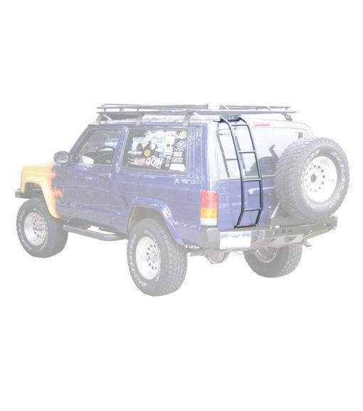 Jeep Cherokee XJ Ladder