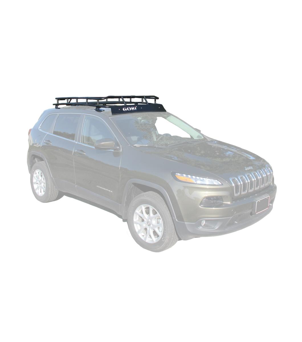 Gobi Jeep Cherokee Kl Ranger Rack With Sunroof Multi Light