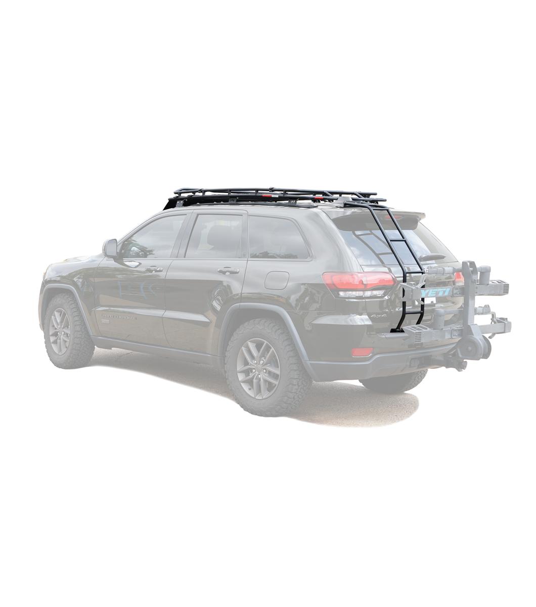 Gobi Jeep Grand Cherokee Wk2 Stealth Rack Lightbar Setup
