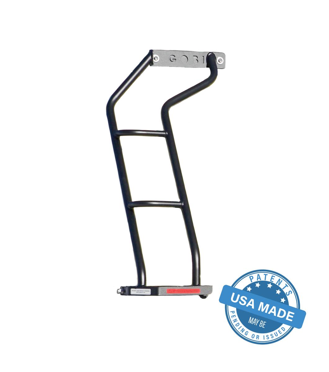 GOBI Jeep Wrangler JK-DV8 Ladder Driver Side