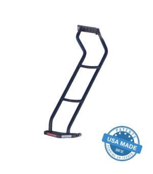 GOBI Jeep Wrangler JK-DV8 Ladder Passenger Side