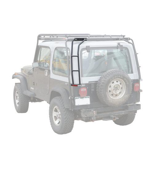 Jeep Wrangler YJ Rear Ladder Frontrunner Slimliine