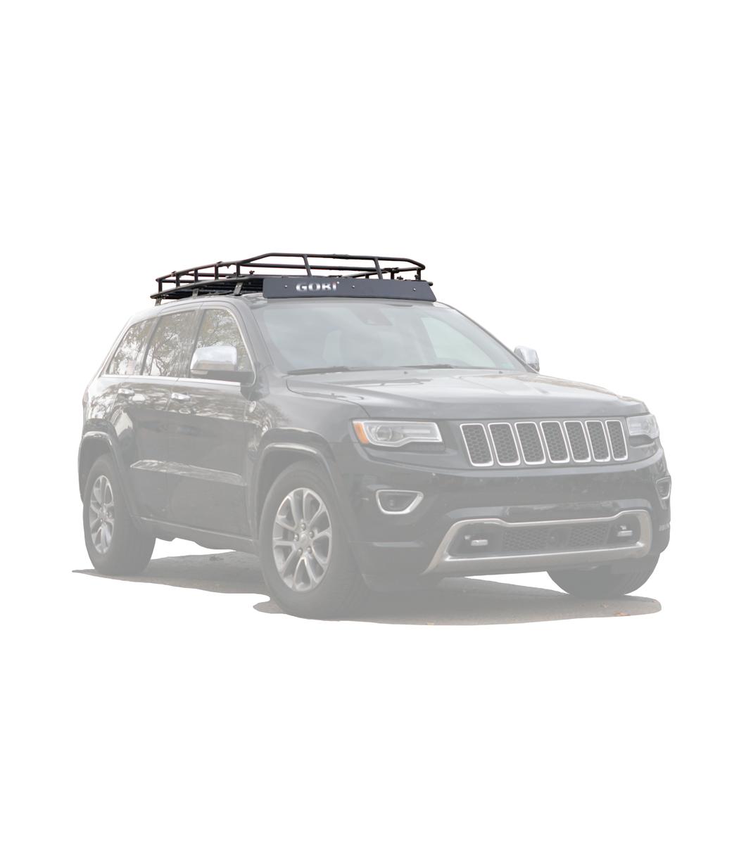 Gobi Jeep Grand Cherokee Wk2 Ranger Rack No Sunroof