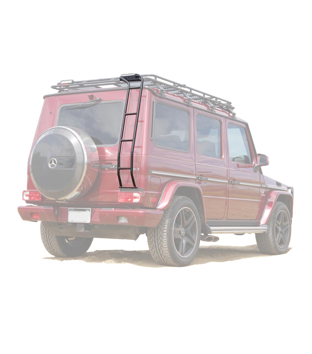 Gobi Mercedes G Wagon Rear Ladder Passenger Side