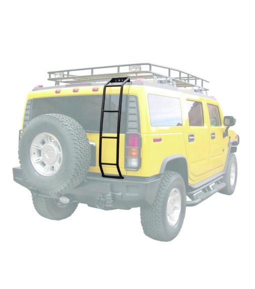 Rear Ladder for Hummer H2 Passenger Side