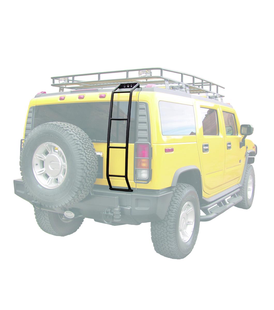 Gobi Hummer H2 Rear Ladder Passenger Side Gh2lad P