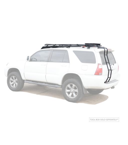 Toyota 4runner low-profile Roof Rack Lightbar