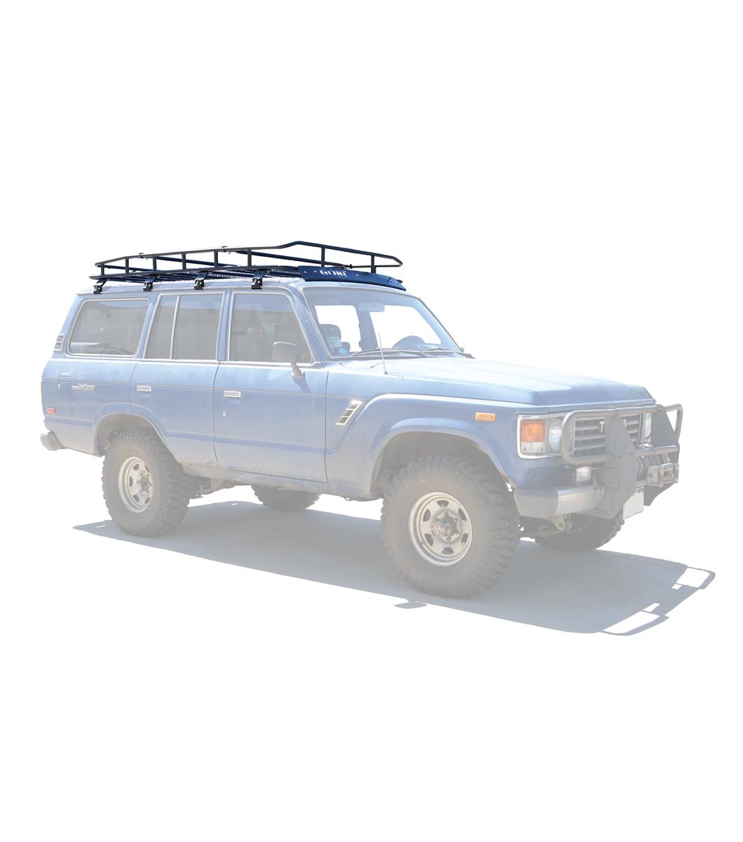TOYOTA LANDCRUISER 60-62, RANGER RACK, · Multi-Light Setup