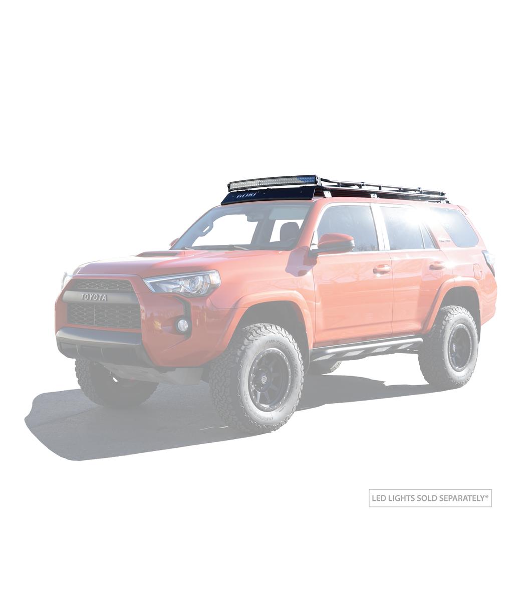 2019 Toyota Sequoia Towing Capacity Specs: GOBI Toyota 4Runner 5th GEN Stealth Rack Lightbar Setup