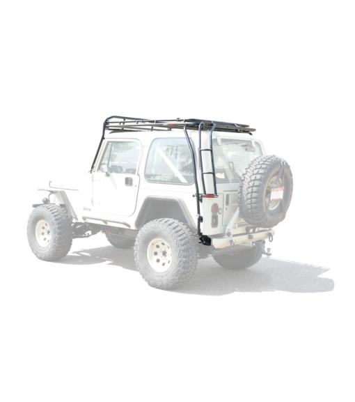 jeep yj cargo racks