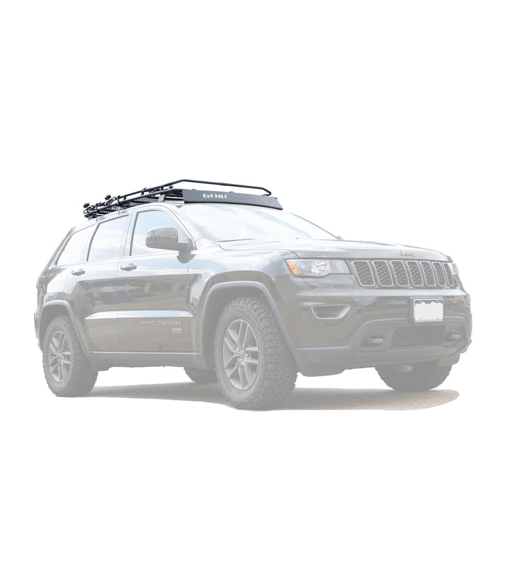 Gobi Jeep Grand Cherokee Wk2 Stealth Rack No Sunroof